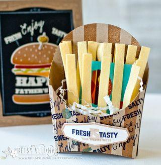 Burger-fry-box