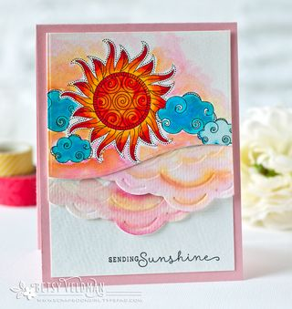 Sending-sunshine-pink