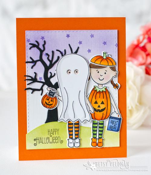 Halloween-pair