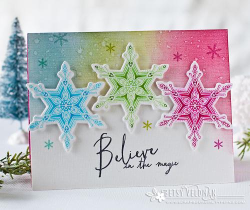 Believe-snowflakes