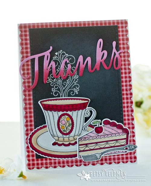 Thanks-cake