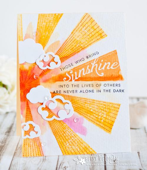 Sunshine-rays