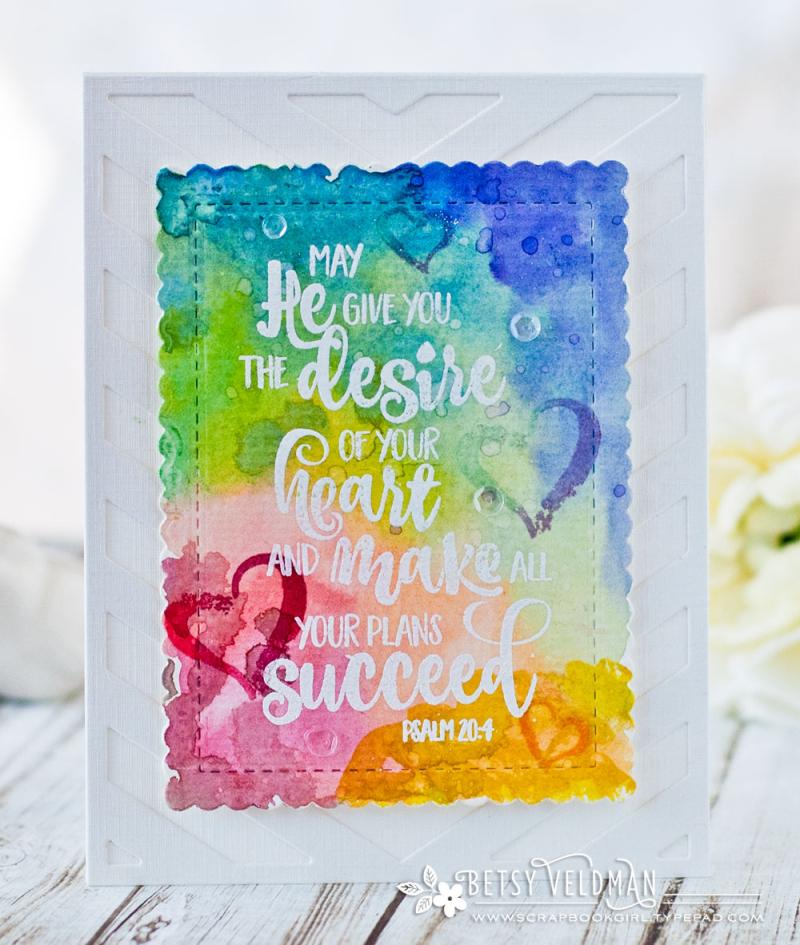 Psalm-rainbow