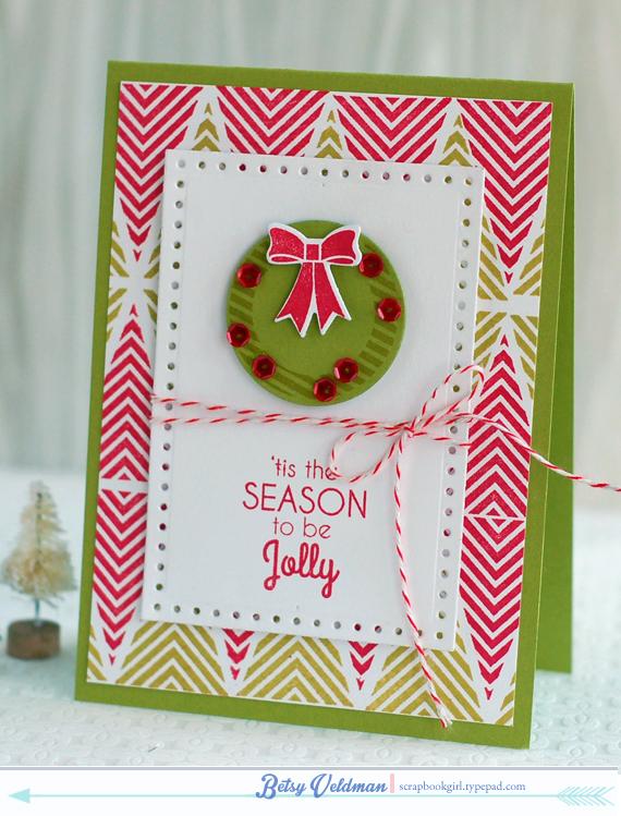 Jolly-wreath