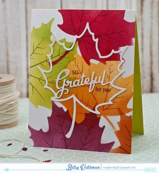 Grateful-leaves
