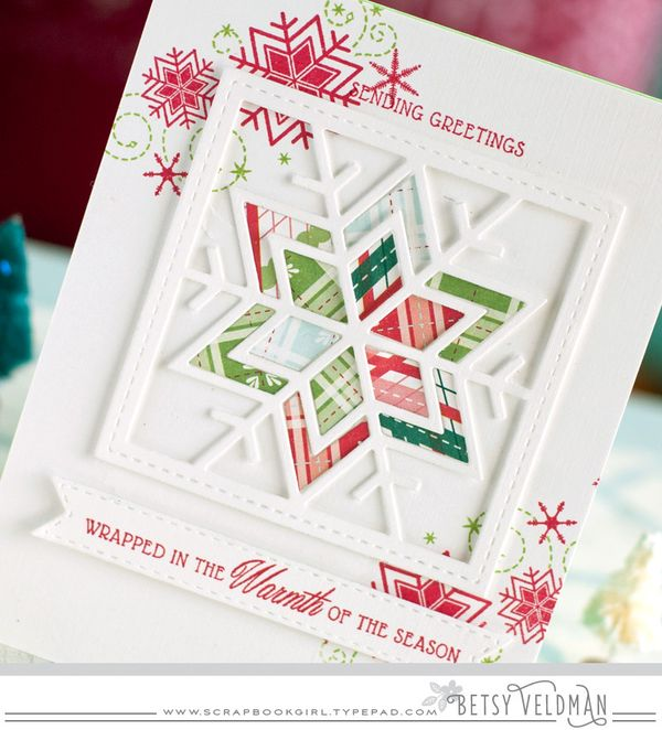 Paper, Scissors and Superheroes: Introducing Quilted: Winter and ... : quilt dies - Adamdwight.com