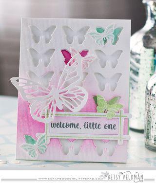 Baby-butterflies