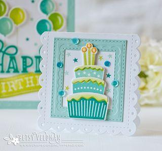 Cake-enclosure