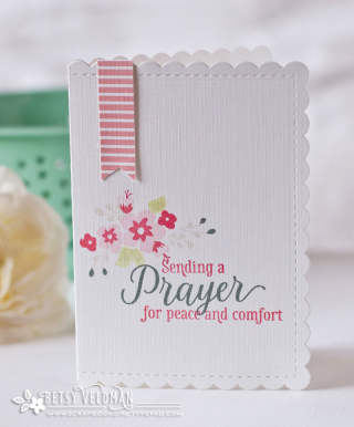 Prayer-notecard