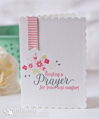 Prayer-notecard