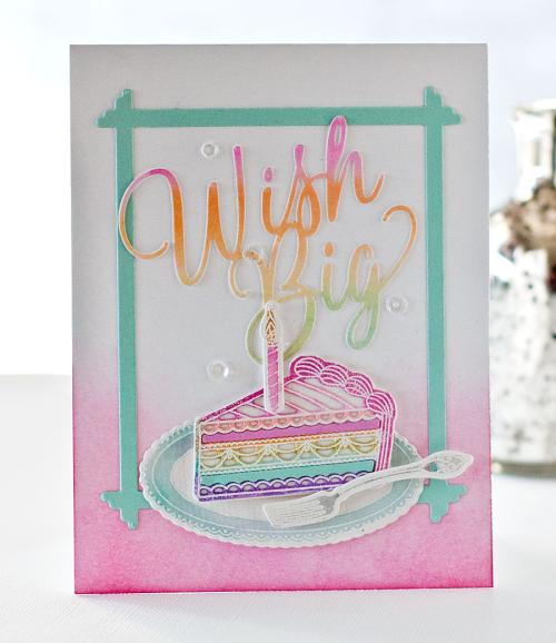 Wish-big-cake
