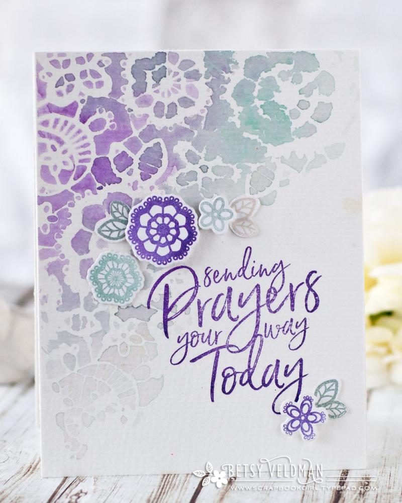 Lace-prayers