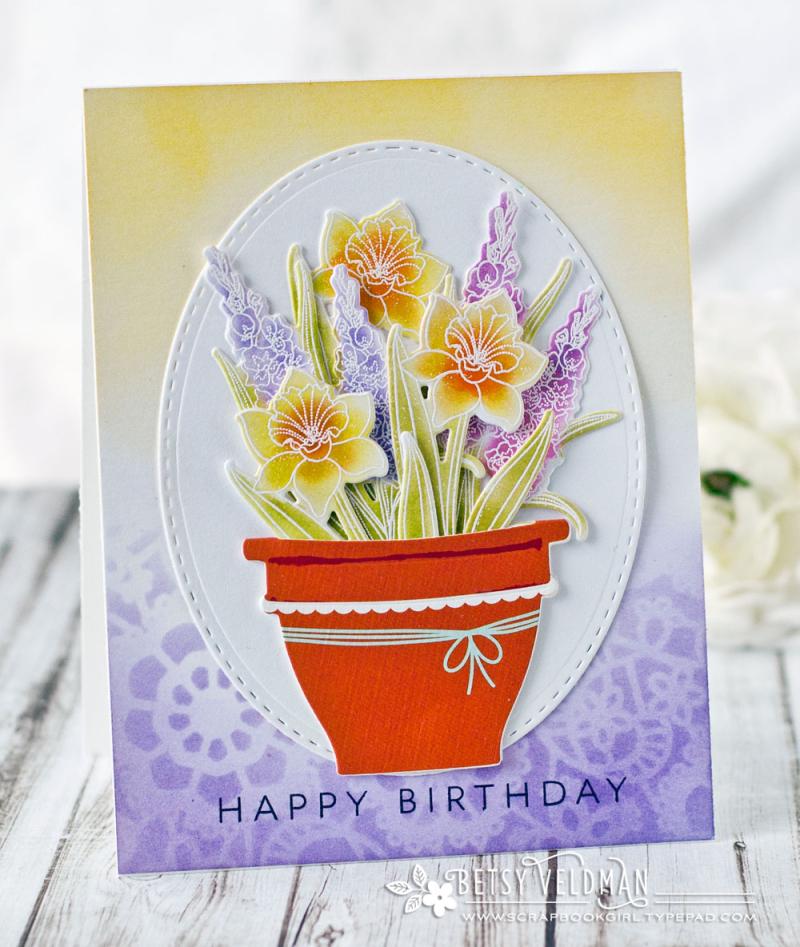 Daffodil-birthday