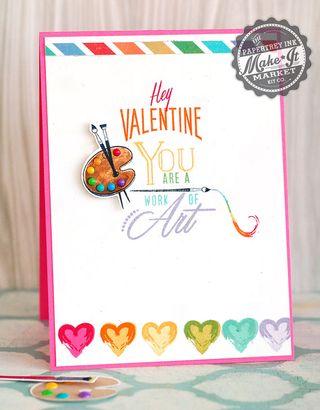 Rainbow-Valentine