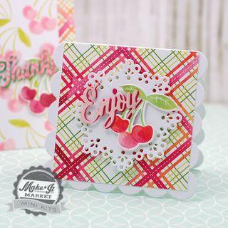 Cherry-notecard
