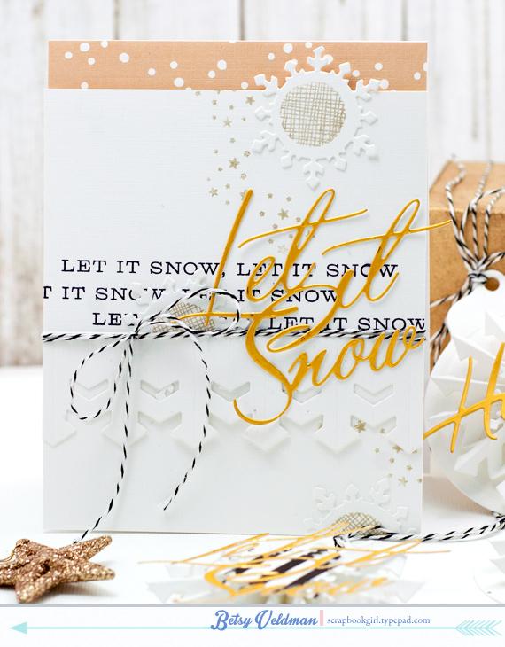 Snowflake-card
