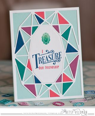 Treasure-friendship