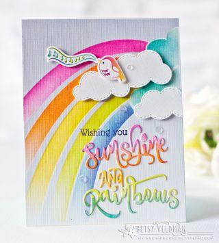 Sunshine&rainbows