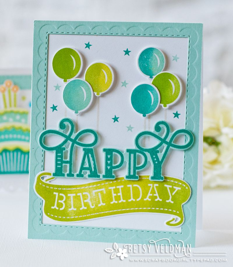Blue-Green-Birthday