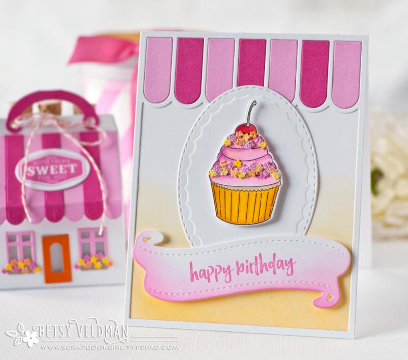 Cake-card