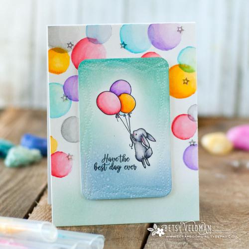 Bunny balloons