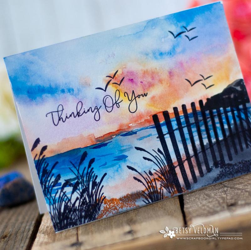 Papertrey_Ink_Fence_Line_Summer_Sunset_3