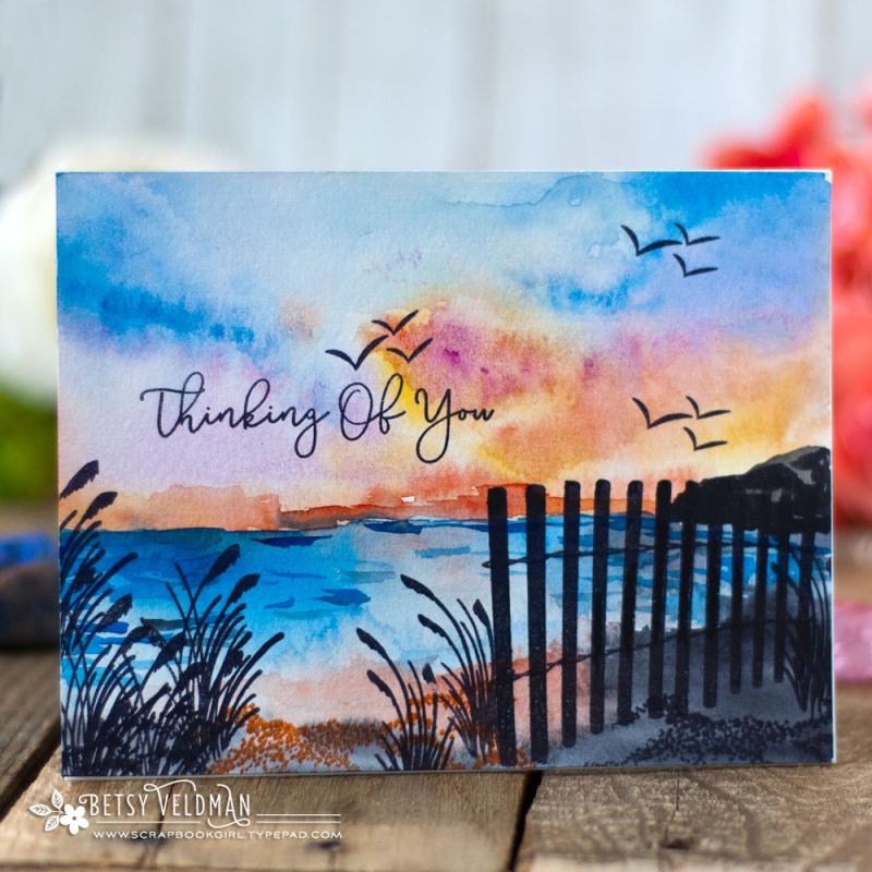 Papertrey_Ink_Fence_Line_Summer_Sunset_4