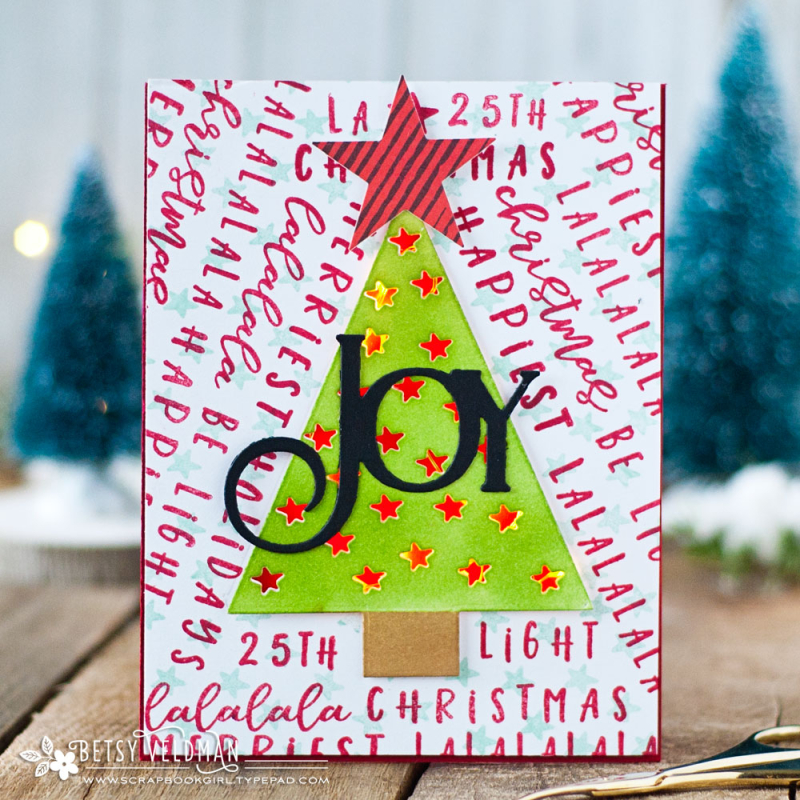 Twinkling_Trees_Papertrey_Ink_Lighted_card_1