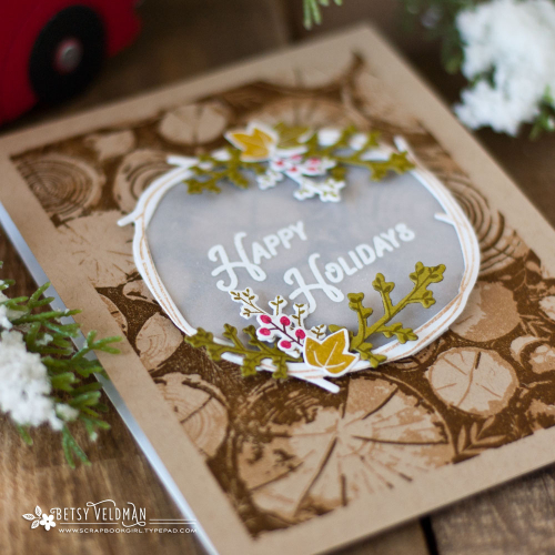 Text_Texture_Wood_Slices_Papertrey_Ink_Twig_Wreath_1