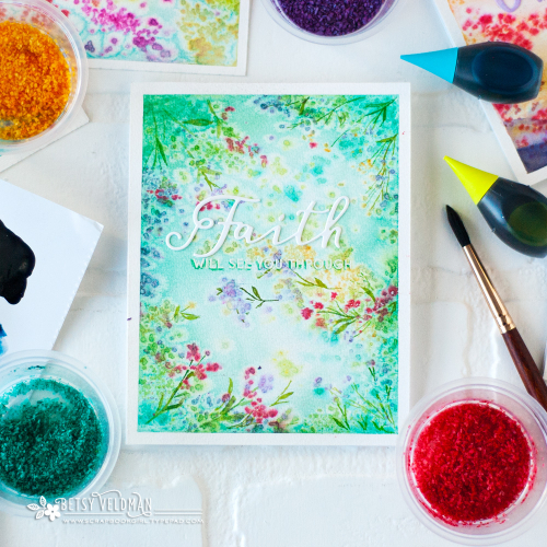 Watercolor_and_salt_painting_cardmaking_1